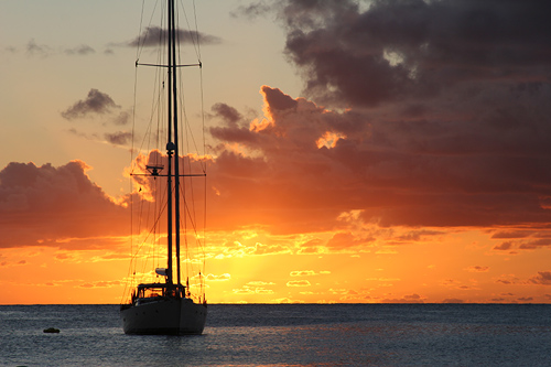 Romantic Sunset Cruise